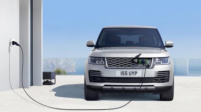 Le Nouveau Range Rover intègre dans sa gamme une motorisation essence hybride rechargeable 430204rr18myphev100717resize1024x572