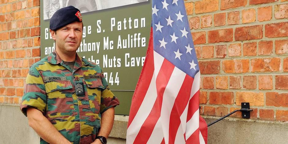 Visite en groupe à Bastogne le  Samedi 10 Juin . 431010578dc22835705dcbd702d100