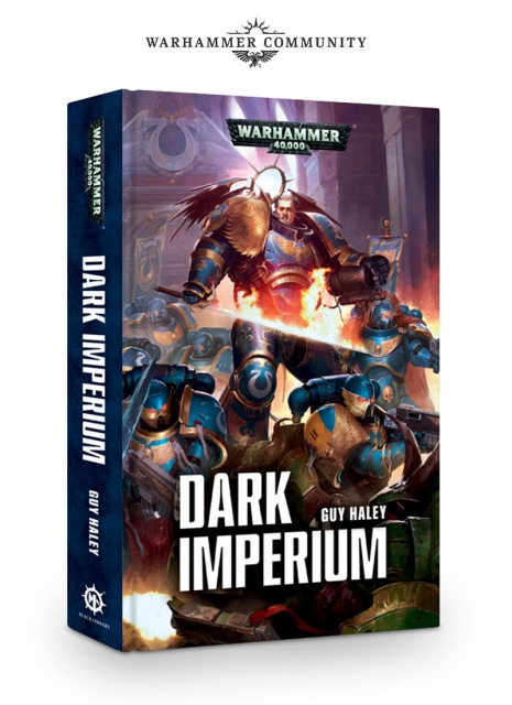 Programme des publications The Black Library 2017 - UK - Page 6 431877DarkImpBook