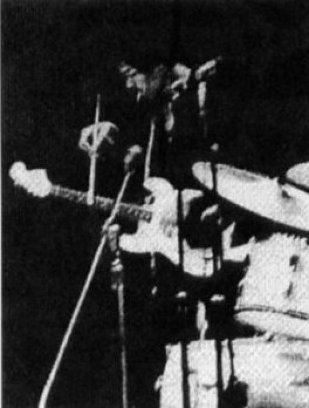 Framingham (Carousel Theater) : 25 août 1968  [Premier concert] 43251719680825Framingham02