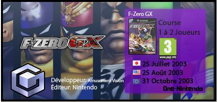 F-Zero GX | GC 433083fzerogx
