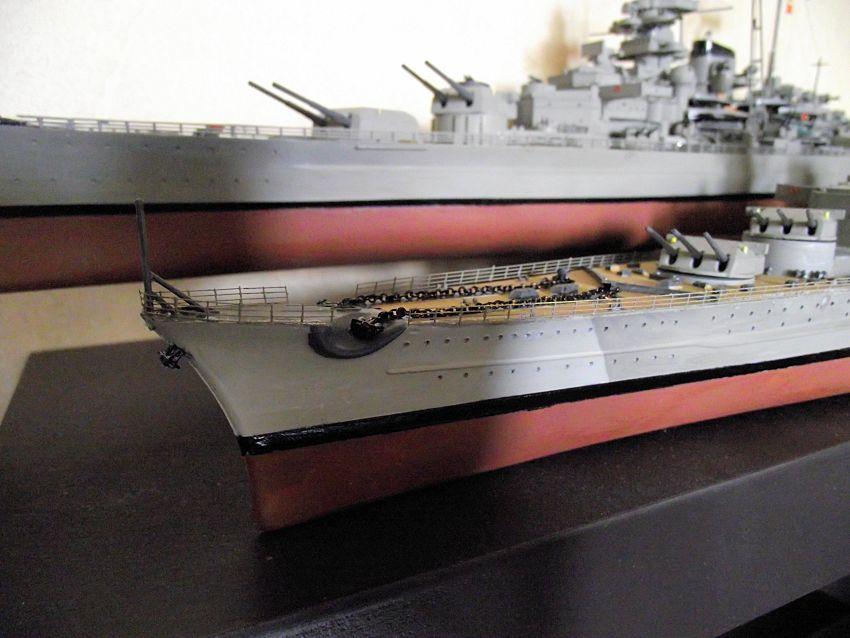 Croiseur de bataille Scharnhorst Heller au 1x400 433298Scharnhorst1x40022