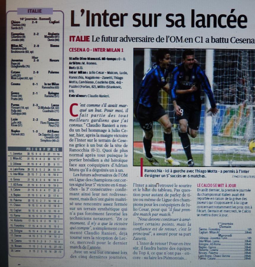 INTER DE MILAN - Page 6 434671P1250554