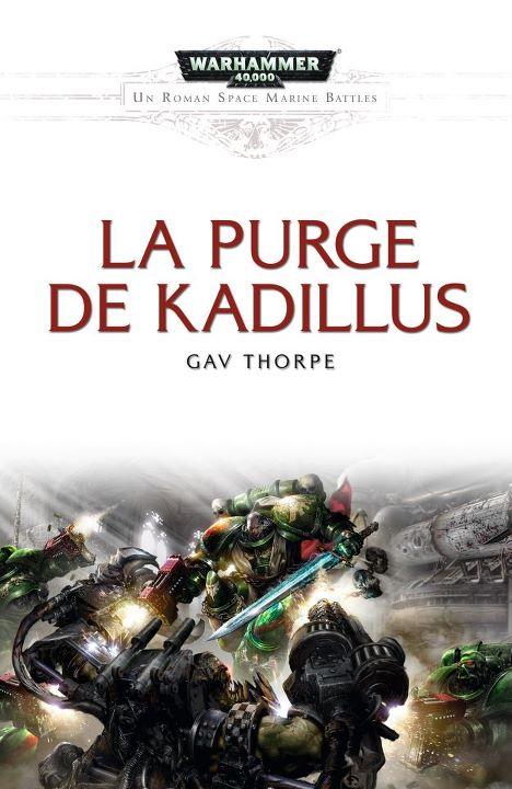 Programme des publications Black Library France de janvier à décembre 2012 435406PurgedeKadillus