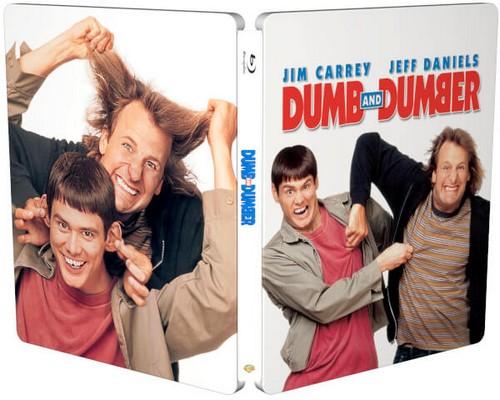 Dumb & Dumb Zaavi Steelbook Exclusive 435888Dumbanddumber