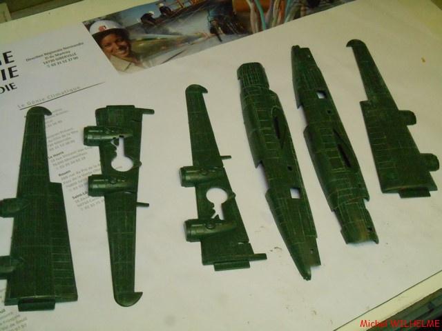 B24.D LIBERATOR kit 1/72 Revell 437493DSCN8457Copier