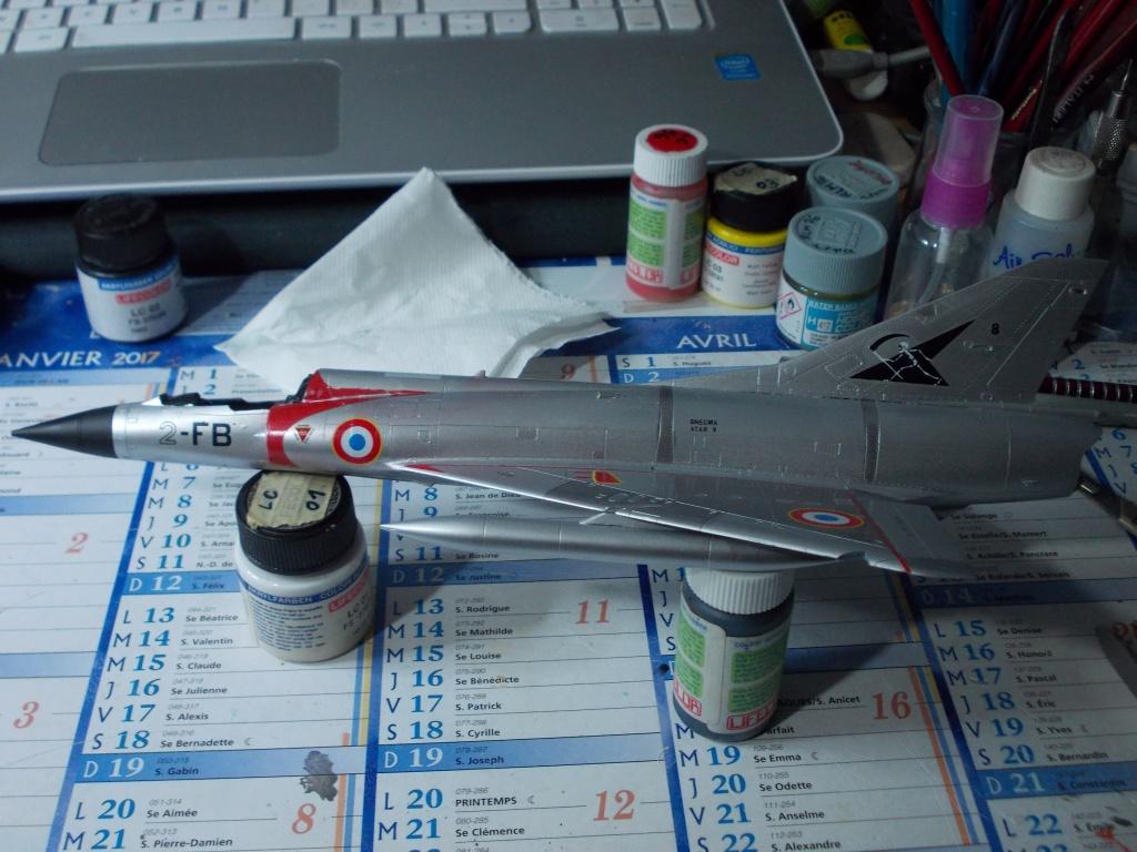 Mirage III C [Eduard 1/48] 437696M40