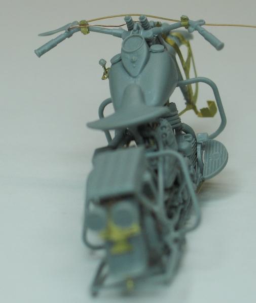 Harley WLA US Army WW2  Miniart 1/35 438264IMG0125