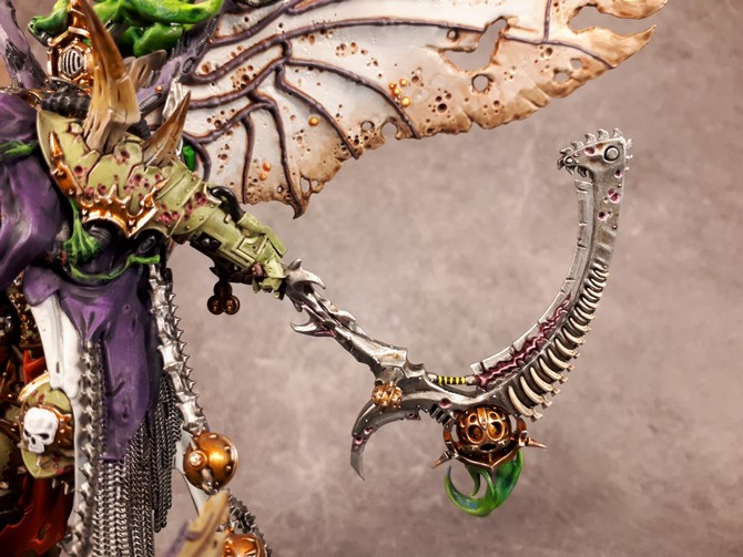 Mortarion, Primarque déchu de la Death Guard -FINI !! 438867Mortarion15