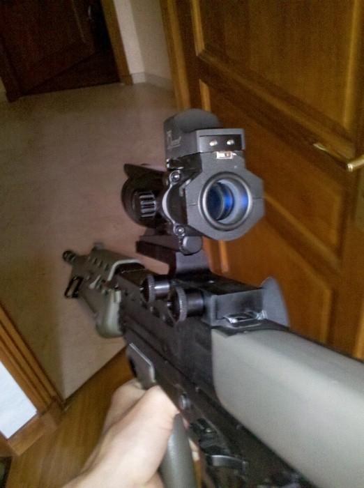 Review L85 [ SA80 ] acog mount ( z mount Hornbill ) 439527IMG20110427190115