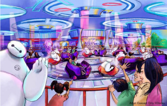 [Tokyo Disneyland] Nouvelles attractions à Toontown, Fantasyland et Tomorrowland (15 avril 2020)  - Page 2 439717w460