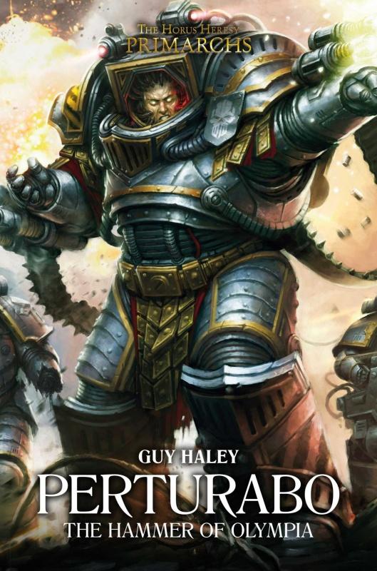 [Horus Heresy] Primarch Series - IV - Perturabo de Guy Haley 44033381dR2HlNTL