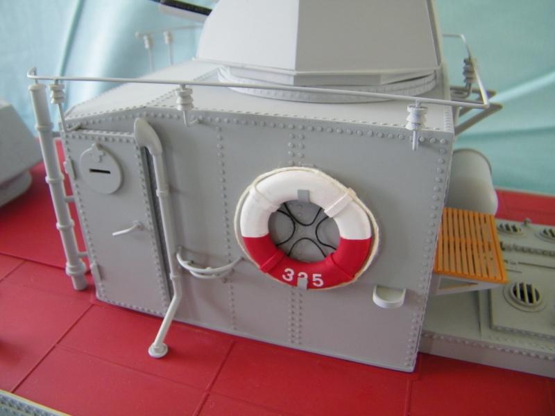 Russian gunboat Bk 1124 au 1/20e sur plan  - Page 6 4415631004675