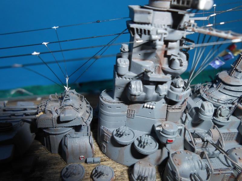 Yamato 1/700 Version 5 Avril 1945 442315DSCN6392