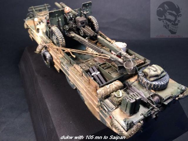 Duck gmc,avec canon de 105mn,a Saipan - Page 3 442593IMG4512