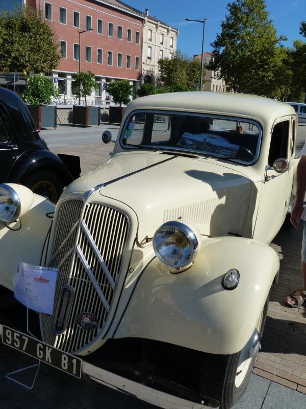 CR : Sortie 13/09/14 pour les 80ans de la Traction Citroen à ALBI (Tarn Retro Auto Club) (pas de MP3) 442649TAV11