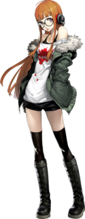 Persona 5 (PS3/PS4 - Anime) 443758P5FutabaSakura
