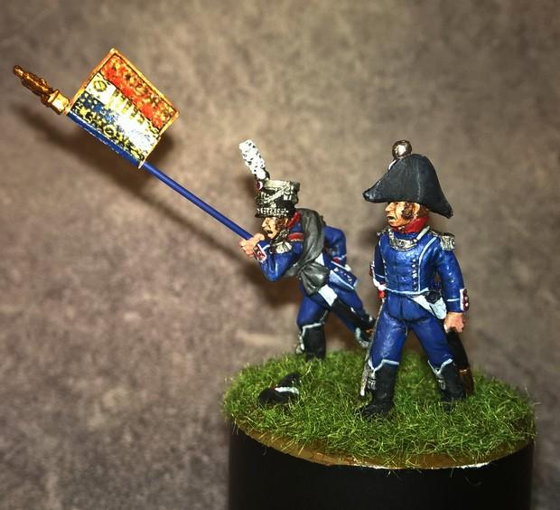7ème régiment d infanterie légère - 1812 - Petite surprise ! 4439327emergtinflgre18123