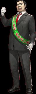 Persona 5 (PS3/PS4 - Anime) 444021ToranosukeYoshida