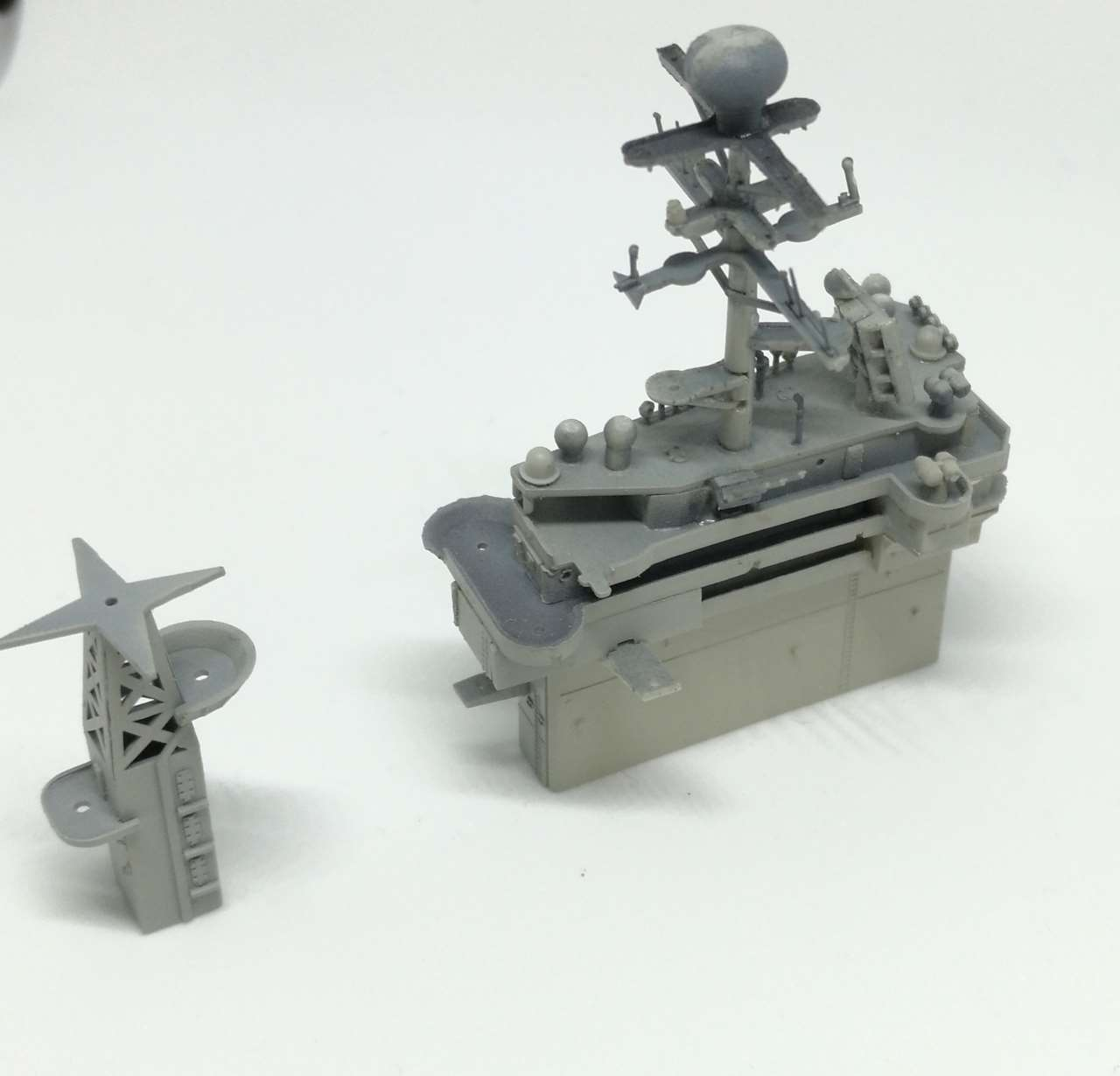 USS Theodore ROOSEVELT CVN-71 [Trumpeter 1/700] - Page 4 445293cvn7164