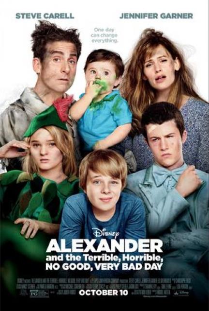 [Disney] Alexander et sa Journée Épouvantablement Horrible et Affreuse (2014) 445298al2