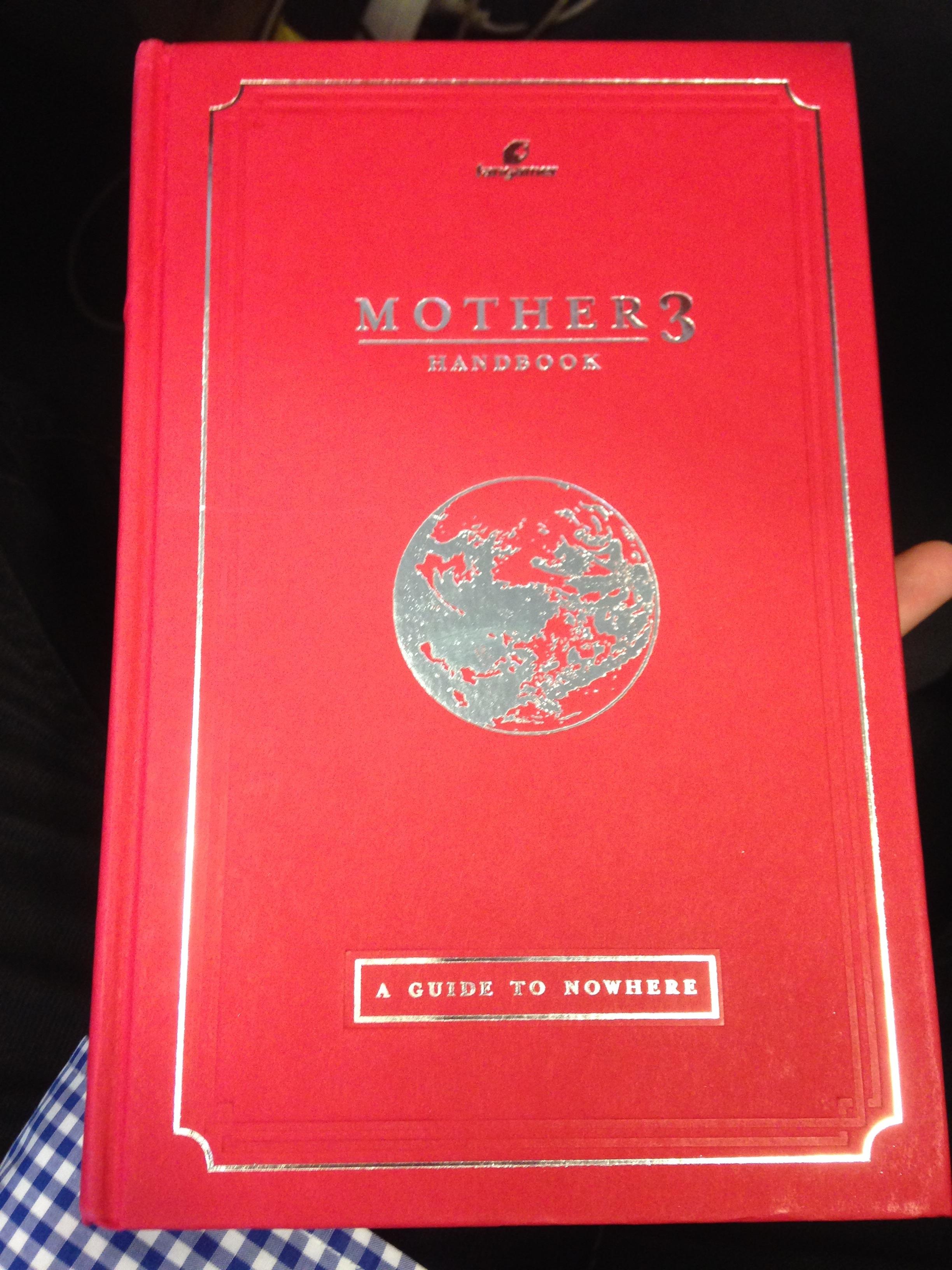 Commande groupée : Guide Mother 3 - COMMANDE EXPÉDIÉE CHEZ VOUS ! - Page 5 445614photo12