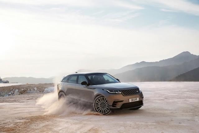 Première mondiale : Le nouveau Range Rover Velar dévoilé au Design Museum de Londres 445864rrvelar18my367glhdprresize1024x682