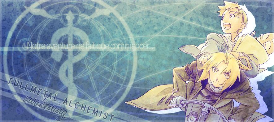 FullMetal Alchemist RPG : The Awakening