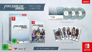 [2017-10-20] Fire Emblem Warriors Edition collector - Switch 446949FEwarriors