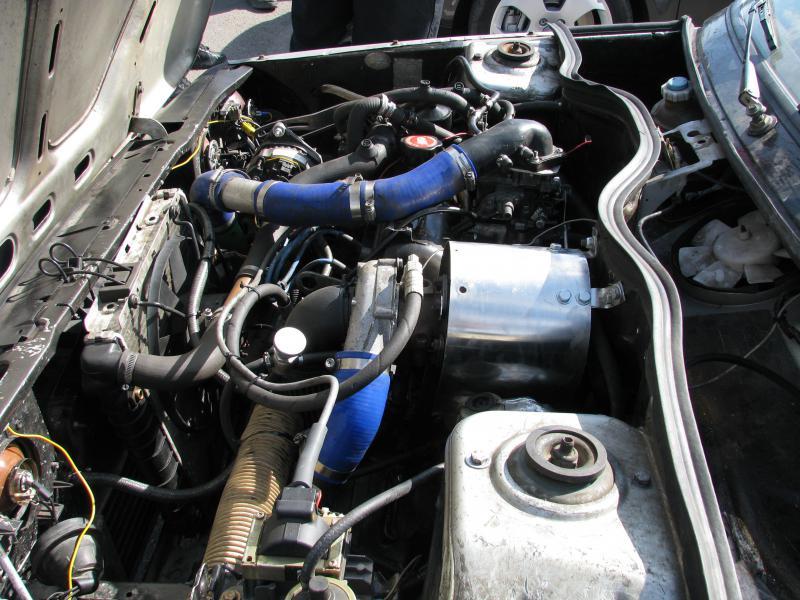 Mimich et sa R9 Turbo (du moins ce qu'il en reste) 4475791418670129