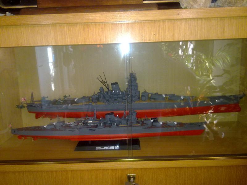 Croiseur lourd Mogami au 1/350 ème TAMIYA 448466220120111142