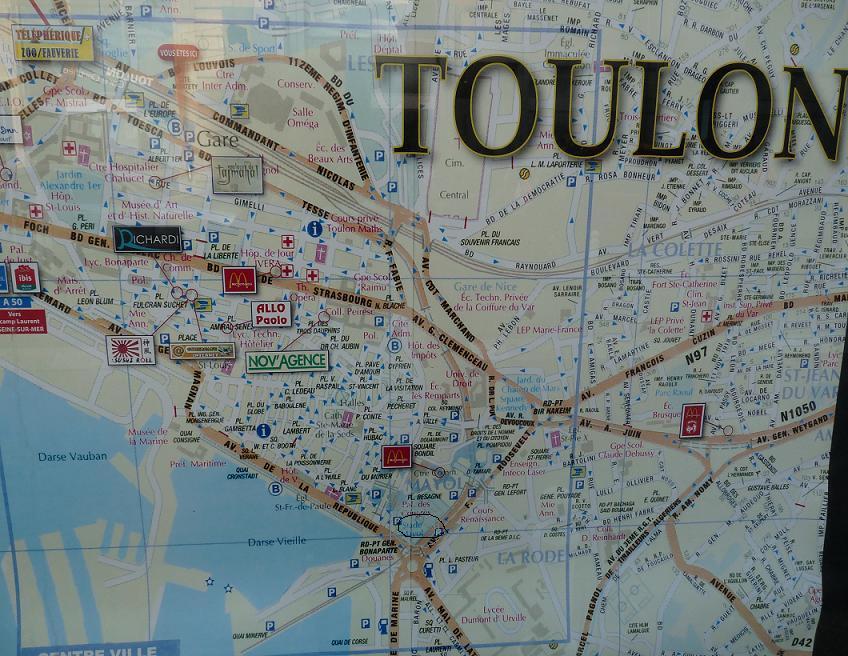 SPORTING TOULON VAR //GAZELEC D'AJACCIO ..DE LA PROVENCE A L'ILE DE BEAUTE  449823P1120686JPG