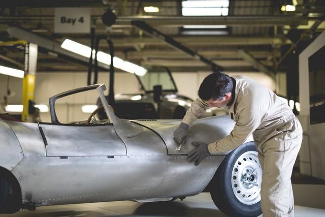 La « Nouvelle Jaguar XKSS D'origine » Dévoilée À Los Angeles  450312xksspreviewcarzero09