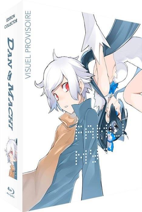 [ANIME/MANGA/LN] Dungeon ni Deai wo Motomeru no wa Machigatteiru Darōka (DanMachi) - Page 3 452517danmachicoffretcollectorblackbox