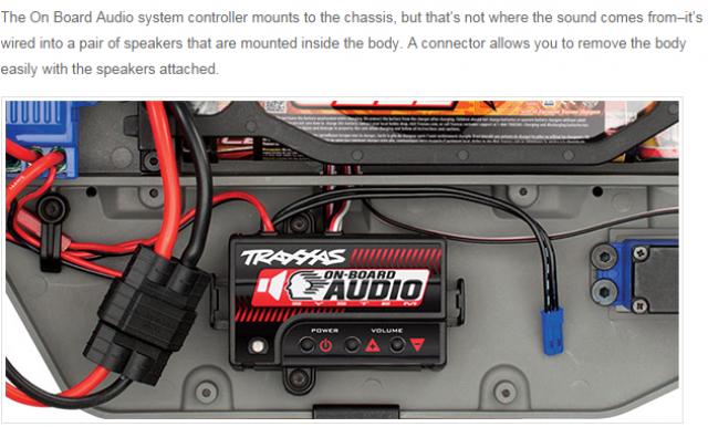 [NEW] On-Board Audio Système par Traxxas - Du son !!!  453173son