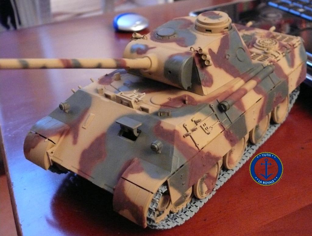 Panzerkampfwagen Panzer V Panther Ausf D. - Page 4 454212panther23