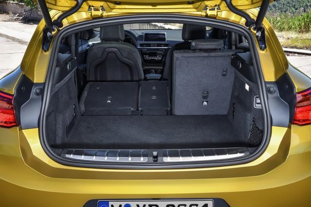 La nouvelle BMW X2 Silhouette élégante, dynamique exceptionnelle 454507P90278953highResthebrandnewbmwx2