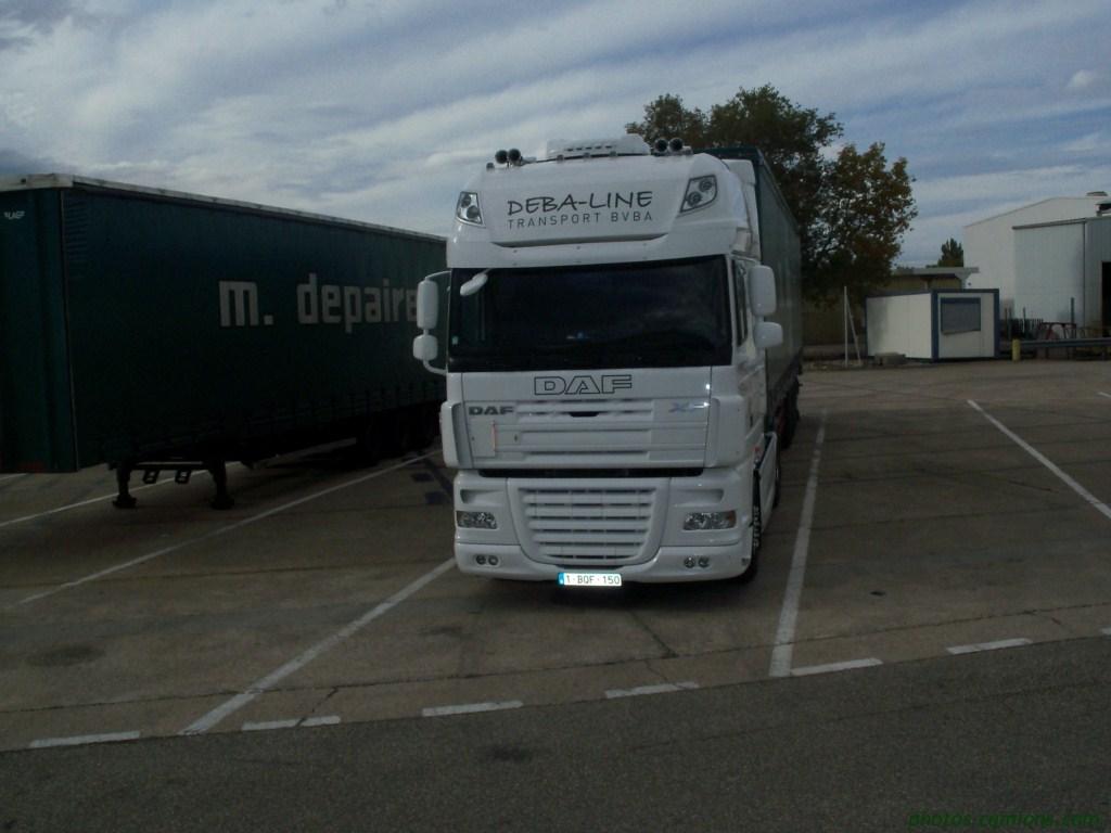 Deba-Line Transport (Avelgem) 456199photoscamion6Novembre201118Copier