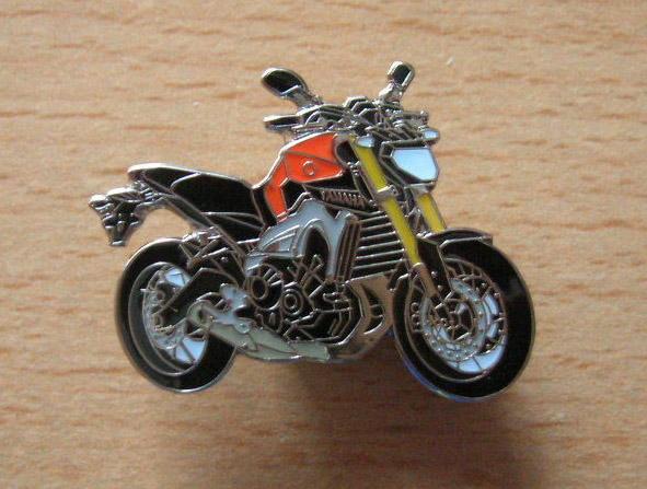 Pin MT-09    456303Ypin