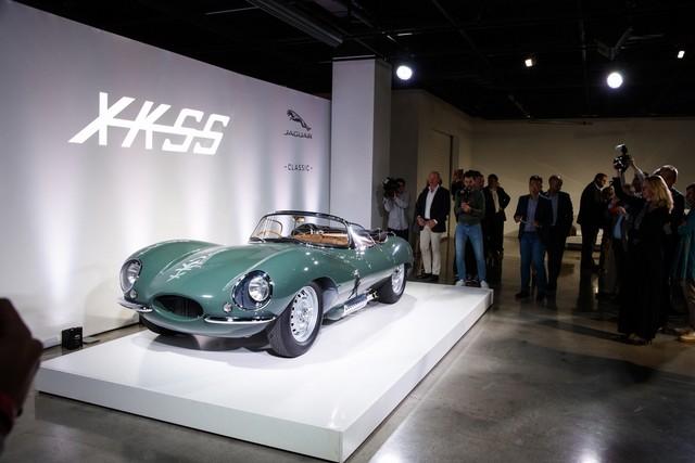 La « Nouvelle Jaguar XKSS D'origine » Dévoilée À Los Angeles  456384xksspetersenmuseum028