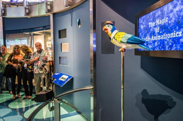 [Disneyland Park] The Disney Gallery - Exposition Tiki, Tiki, Tiki Realms, Celebrating 50 Years of Enchantment 457128ba1