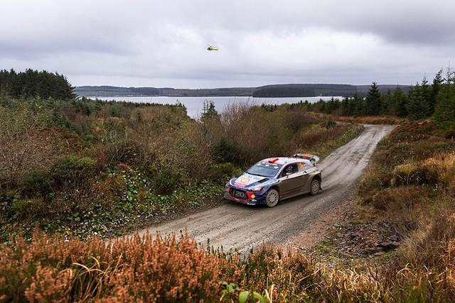 2017-Rallye de Grande-Bretagne, Hyundai Motorsport décroche la deuxième place au Pays de Galles  4592092017WALESHEM227