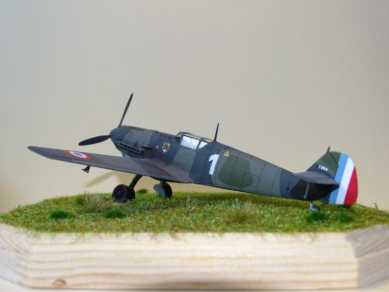 [ Tamiya ] Bf 109 E3 WNr 1304 du JG 76 capturé le 22/11/1939  461194DSC04086