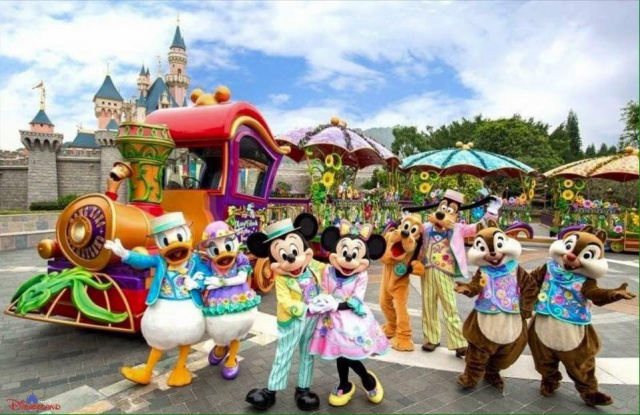[Hong Kong Disneyland Resort] Le Resort en général - le coin des petites infos - Page 8 462912w401