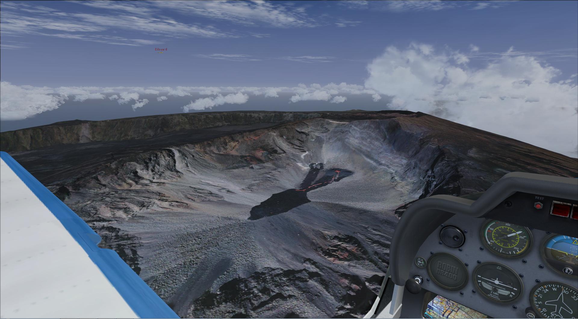 Survol de l'Ile de la Réunion 462994201482922153799