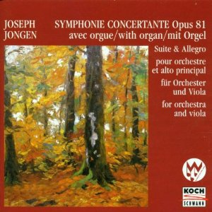 Joseph JONGEN (1873-1953) 463858000000