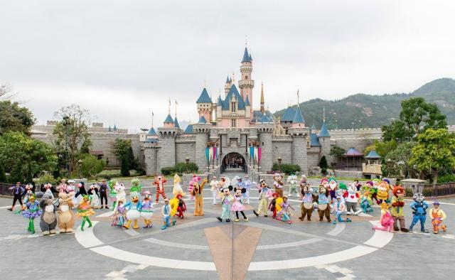 [Hong Kong Disneyland Resort] Le Resort en général - le coin des petites infos - Page 8 463888w406
