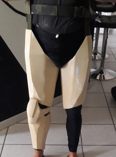 ARMURE CLONE PAPERCRAFT 1:1 - Page 4 46425220160903151505