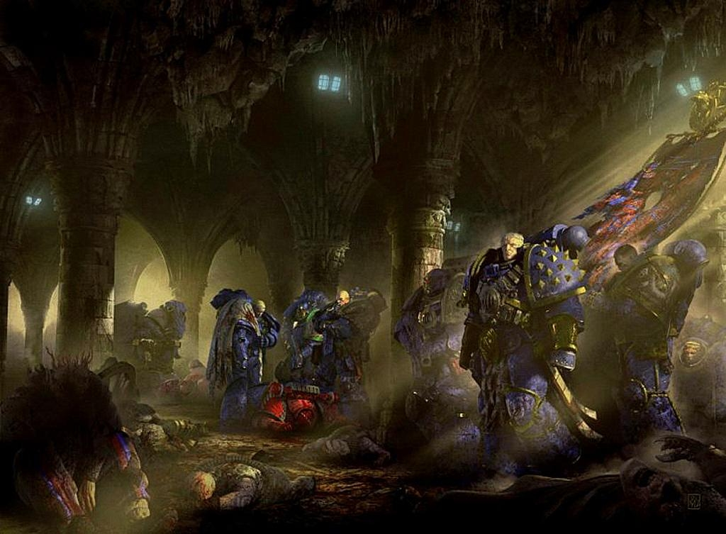 Horus Heresy Wallpapers 464498Themarkofcalth