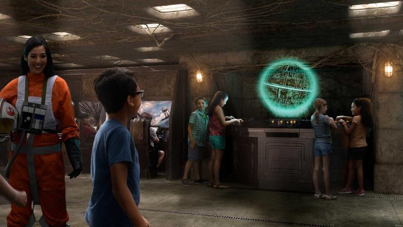 [Disney Cruise Line] Disney Fantasy (2012) - Page 6 465779DisneyFantasyDryDock2017StarWarsCommandPostRendering